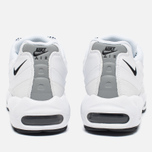 Nike Air Max 95 Men's Sneakers White/Black photo- 5