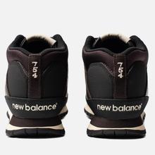 Мужские кроссовки New Balance H754LLB Brown фото- 3