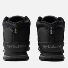 Мужские кроссовки New Balance H754LLK Black фото- 3