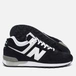 Мужские кроссовки New Balance M576KGS Black фото- 2