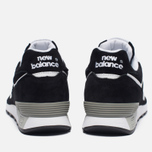 Мужские кроссовки New Balance M576KGS Black фото- 3