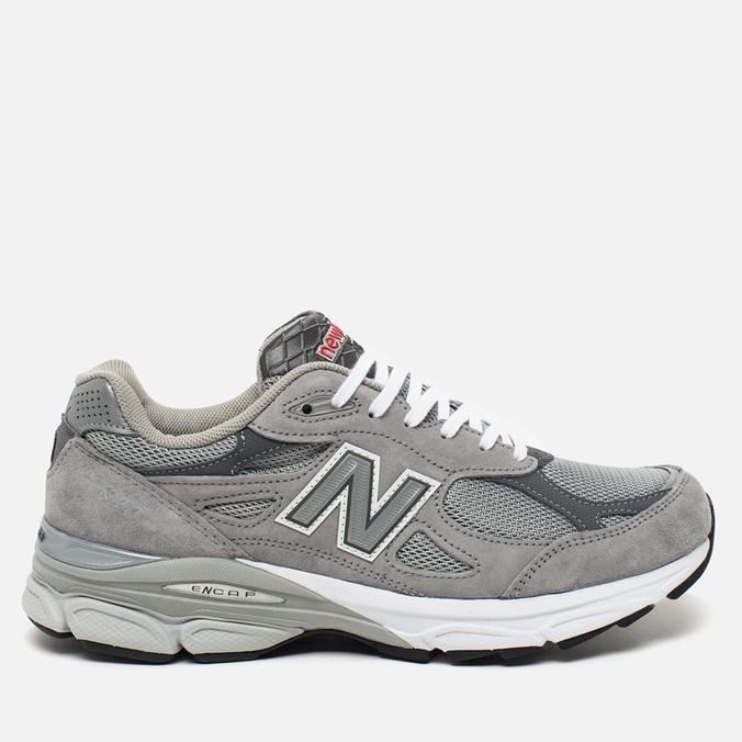 Мужские кроссовки New Balance M990GL3 Grey M990GL3 f148221663f