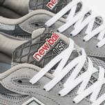 Мужские кроссовки New Balance M990GL3 Grey фото- 5