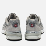 Мужские кроссовки New Balance M990GL3 Grey фото- 3