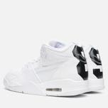 Мужские кроссовки Nike Air Flight 89 LE QS White фото- 2