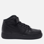 Nike Air Force 1 Mid Men's Sneakers Black photo- 0