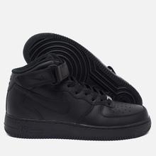 Мужские кроссовки Nike Air Force 1 Mid '07 Black фото- 2