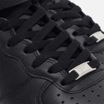 Мужские кроссовки Nike Air Force 1 Mid '07 Black фото- 5