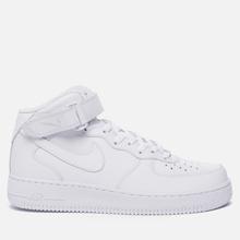 Мужские кроссовки Nike Air Force 1 Mid '07 White фото- 3