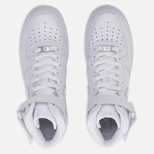 Мужские кроссовки Nike Air Force 1 Mid '07 White фото- 1
