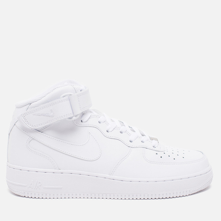 Nike Air Force 1 Mid Men's Sneakers White