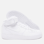 Nike Air Force 1 Mid Men's Sneakers White photo- 2