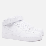 Nike Air Force 1 Mid Men's Sneakers White photo- 1
