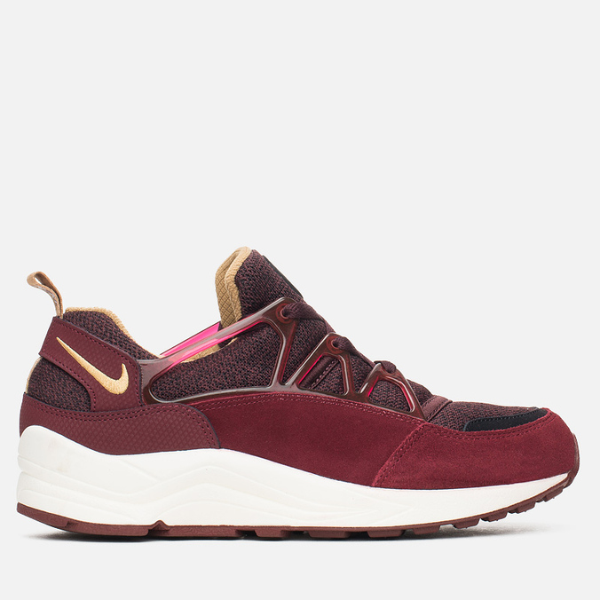 Мужские кроссовки Nike Air Huarache Light Deep Burgundy/Gold