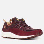 Мужские кроссовки Nike Air Huarache Light Deep Burgundy/Gold фото- 1