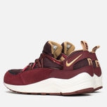 Мужские кроссовки Nike Air Huarache Light Deep Burgundy/Gold фото- 2