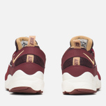 Мужские кроссовки Nike Air Huarache Light Deep Burgundy/Gold фото- 3