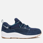 Мужские кроссовки Nike Air Huarache Light Midnight Navy/White/Wolf Grey фото- 0