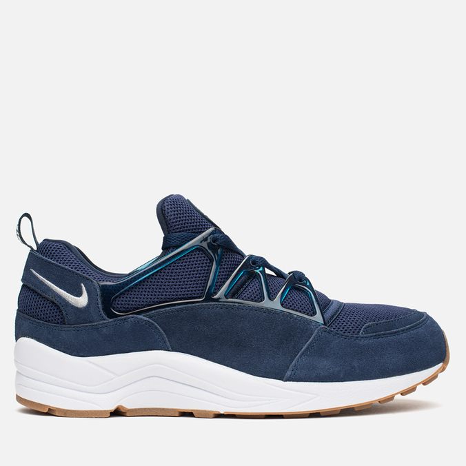 Мужские кроссовки Nike Air Huarache Light Midnight Navy/White/Wolf Grey