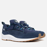 Мужские кроссовки Nike Air Huarache Light Midnight Navy/White/Wolf Grey фото- 1