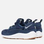 Мужские кроссовки Nike Air Huarache Light Midnight Navy/White/Wolf Grey фото- 2
