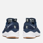 Мужские кроссовки Nike Air Huarache Light Midnight Navy/White/Wolf Grey фото- 3