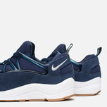 Мужские кроссовки Nike Air Huarache Light Midnight Navy/White/Wolf Grey фото- 5