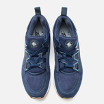 Мужские кроссовки Nike Air Huarache Light Midnight Navy/White/Wolf Grey фото- 4