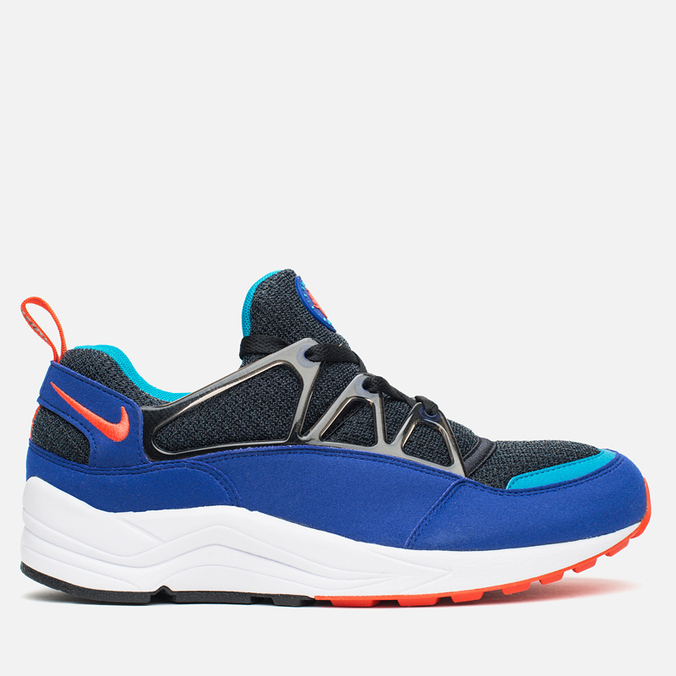 Мужские кроссовки Nike Air Huarache Light OG Ultramarine Concord/Black/Team Orange
