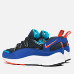 Мужские кроссовки Nike Air Huarache Light OG Ultramarine Concord/Black/Team Orange фото- 2