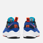 Мужские кроссовки Nike Air Huarache Light OG Ultramarine Concord/Black/Team Orange фото- 3
