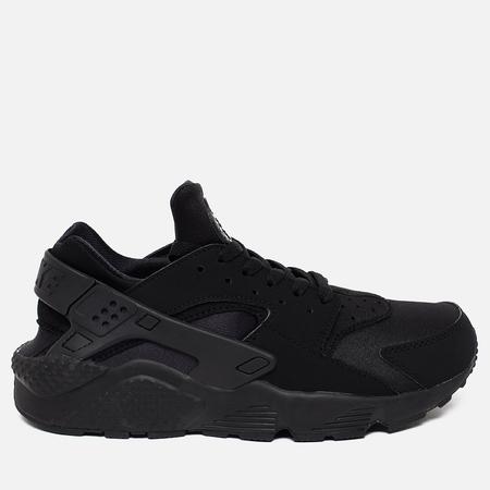 Мужские кроссовки Nike Air Huarache Triple Black