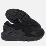 Nike Air Huarache Men's Sneakers Triple Black photo- 2