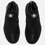 Nike Air Huarache Men's Sneakers Triple Black photo- 4