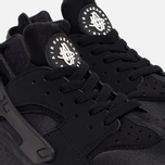 Nike Air Huarache Men's Sneakers Triple Black photo- 5
