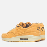 Мужские кроссовки Nike Air Max 1 Premium Leather Wheat Pack Bronze/Baroque Brown фото- 2