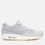 Мужские кроссовки Nike Air Max 1 LTR Premium Medium Grey/Gum фото- 0