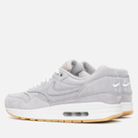 Мужские кроссовки Nike Air Max 1 LTR Premium Medium Grey/Gum фото- 2