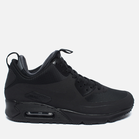 Nike Air Max 90 Mid Winter Men's Sneakers Black/Black