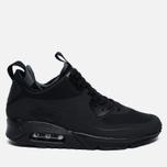 Мужские зимние кроссовки Nike Air Max 90 Mid Winter Black/Black фото- 0