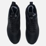 Мужские зимние кроссовки Nike Air Max 90 Mid Winter Black/Black фото- 5