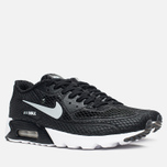 Мужские кроссовки Nike Air Max 90 Ultra Breeze Plus QS Black/White/Volt/Wolf Grey фото- 1