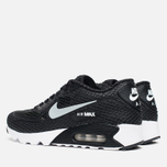 Мужские кроссовки Nike Air Max 90 Ultra Breeze Plus QS Black/White/Volt/Wolf Grey фото- 2