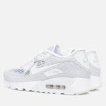 Мужские кроссовки Nike Air Max 90 Ultra Breeze Plus QS Pure Platinum/White/Racer Blue фото- 2