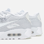Мужские кроссовки Nike Air Max 90 Ultra Breeze Plus QS Pure Platinum/White/Racer Blue фото- 5