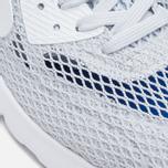 Мужские кроссовки Nike Air Max 90 Ultra Breeze Plus QS Pure Platinum/White/Racer Blue фото- 7