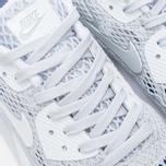 Мужские кроссовки Nike Air Max 90 Ultra Breeze Plus QS Pure Platinum/White/Racer Blue фото- 6