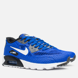 Nike Air Max 90 Ultra Breeze Plus QS Men's Sneakers Racer Blue/White/Black/Dark Grey photo- 1
