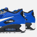 Nike Air Max 90 Ultra Breeze Plus QS Men's Sneakers Racer Blue/White/Black/Dark Grey photo- 5
