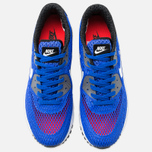 Nike Air Max 90 Ultra Breeze Plus QS Men's Sneakers Racer Blue/White/Black/Dark Grey photo- 4